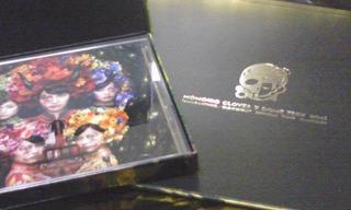 AMARANTHUASパンフレット裏と3rdアルバム
